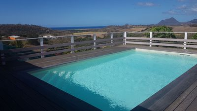 Photo for Charming Villa in Sainte -Luce - 3 bedrooms - swimming pool - sea view - for 6 to 8 people