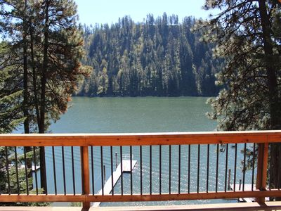 Photo for Incredible 3-Bedroom Waterfront Home on Lake Coeur d'Alene