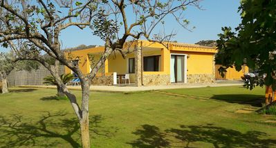 Photo for Chia, detached villa with large plot of land