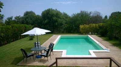 Photo for villa gio with swimming pool