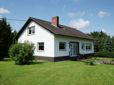 Photo for A detached holiday home in a highly scenic area