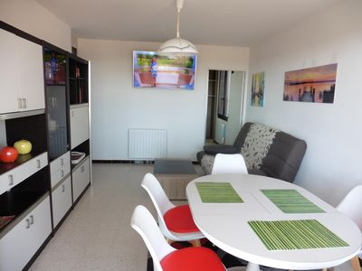 Photo for APARTMENT 54 M ² WI-FI VIEW ON SEA AND PLAIN OF ROUSSILLON