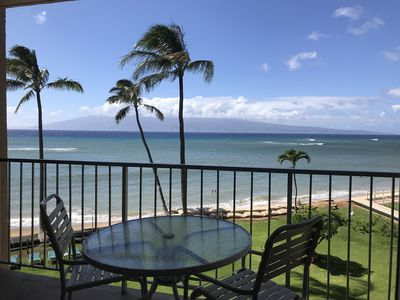 Photo for RK 308--Ocean Front-DIRECT Ocean Views-Whale Watch and Sunsets