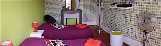 Bed & Breakfast: Appartement D'Hotes folie mericourt