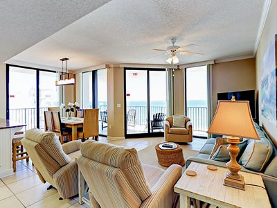 Photo for 3BR Phoenix VIII on Beach, Stunning Views - By TurnKey