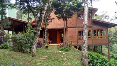 Photo for Wonderful house with views of the mountains in Monte Verde