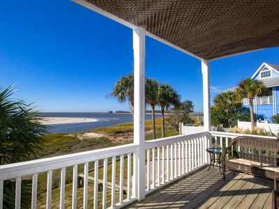 Photo for 12 Sea Mist is a lovely two story home located in the Veranda Beach area of Fripp Island.   Please ask us about Golf Packages for Monthly Rentals!!!!