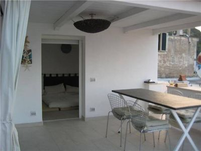 Photo for San Felice Circeo: House in the historic center overlooking the gulf