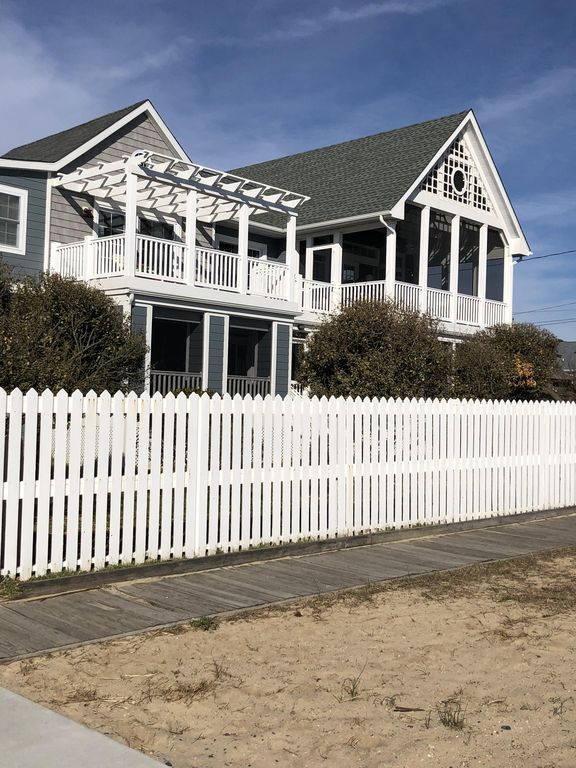 The Pines House Al Rare Ocean Front Cottage With Historic Wing 4 Br