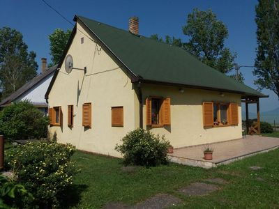 Photo for Holiday house Fonyód for 4 persons with 2 bedrooms - Holiday house