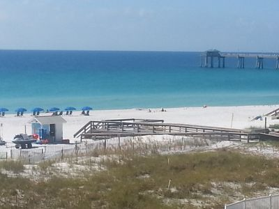 Photo for Destin West Gulfside 403*Fabulous Remodel*CLOSEST TO BEACH! FREE beach Service!