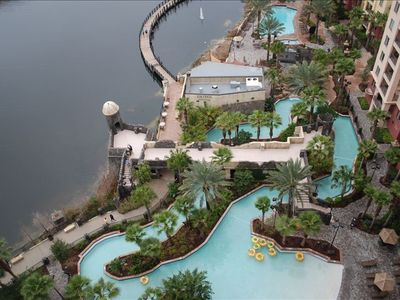 Photo for Orlando Bonnet Creek Resort 1Bed/1Bath