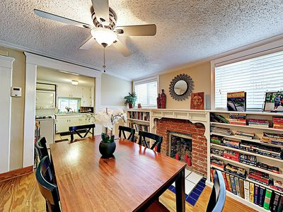 Photo for East Downtown Oasis w/ Home Office, Private Yard - 3 Blocks to Lady Bird Lake