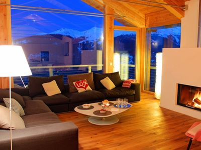 Photo for luxurious design and Chalet - 10 people. - Near the slopes - Sauna