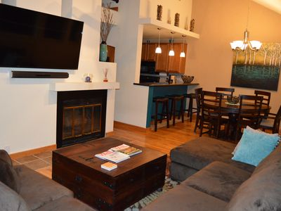 Photo for Vail Condo, Hot Tub/Pool, near bus/village, smartHDTV, HBO,FAST WiFi, steam room