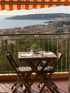 Photo for 2 room apartment 45 m2 - Panoramic sea view