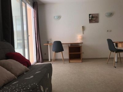 Photo for Apartment La Rochelle, 1 room, 2 persons
