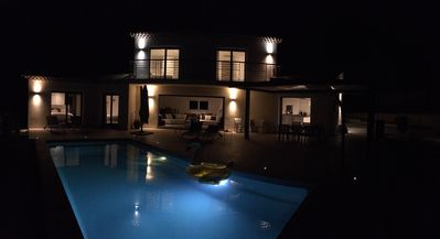 Photo for Villaparadise83 ... a superb villa with heated pool