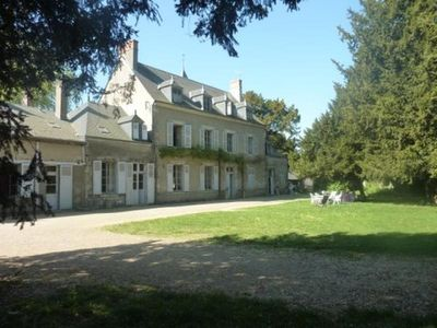 Photo for Gite Marchenoir, 9 bedrooms, 15 persons