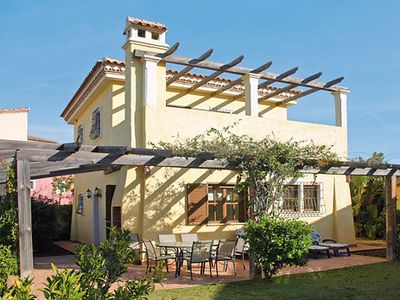 Photo for Family villa w/ shared pool, golf, tennis and stunning view the resort