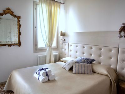 Photo for B & B Al Pozzo di Luce Venice - Batela double Bedroom / Bathroom