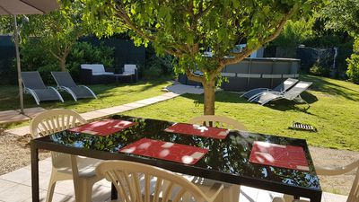 Photo for Dependence Villa 4 People Private Garden and Jacuzzi