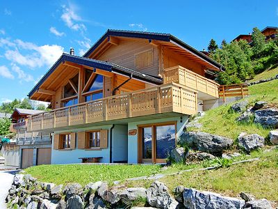 Photo for Vacation home Ratatouille in Nendaz - 8 persons, 4 bedrooms