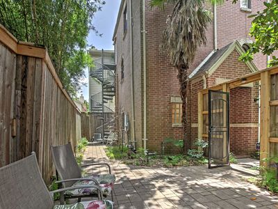 Photo for Upscale Houston Townhome in the Heart of Montrose!