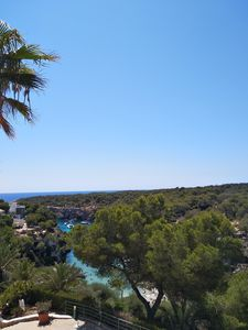 Photo for View of the beautiful torrent and cala pi bay