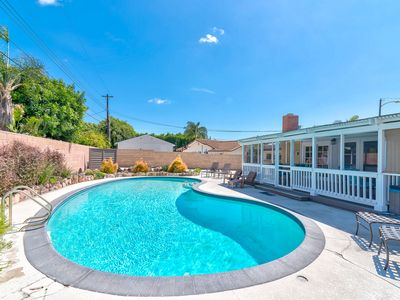 Photo for Remodeled Pool Home! Walk To Convention Center And Disneyland