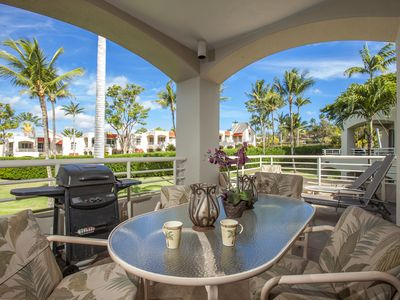 Photo for Palms at Wailea 702 Upstairs Garden View 1Bd/2Ba, Great Rates! Sleeps 4