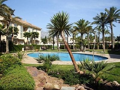 Photo for Luxury 3 Bed Apartment in Javea with Wi-fi and Air-Con, 3mins to blue flag beach