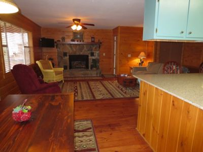 Photo for Inoli Welcomes Your Arrival ~  Mellow Out at our Cozy Mountain Cabin