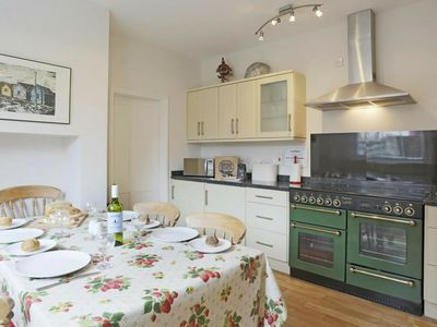 Photo for Holiday home in peaceful location, yet close to amenities and the beach
