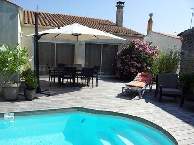 Photo for House for rent - La Rochelle - Lhoumeau