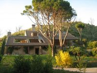 Perfect tranquil retreat for a traveling family of 7 (3 children).