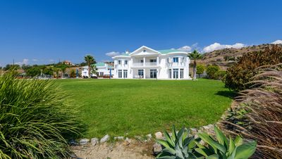 Photo for 6 bedroom luxury villa with exquisite view of the picturesque valley & mountains