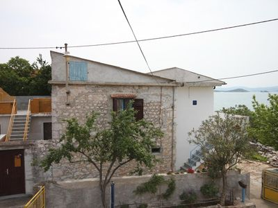 Photo for Apartment in Sveti Petar (Biograd), capacity 4+0