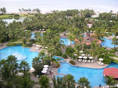Photo for Grand Luxxe Villa with up to 16 rounds of free golf and Spa