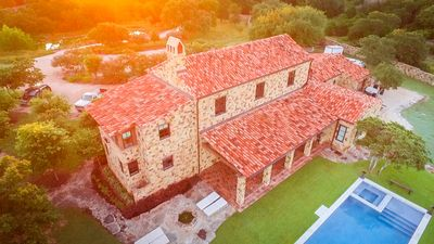 Photo for ABOVE VILLA MALLORCA | Up to 10 Beds | Events | View I Close to ATX I Luxury