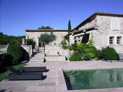 Photo for Céreste Provence Luberon, 18th fold, between Apt and Manosque on 47 ha