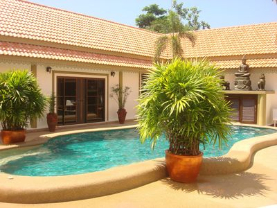 Photo for 7BR Villa Vacation Rental in Bangsaray, Sattahip Chonburi
