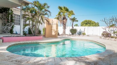 Photo for Paradise Palms -  3 bedrooms & 3 baths. Just 250 yards from the beach