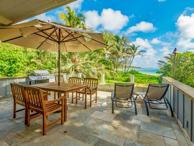 Photo for New 5 Bedroom Beachfront Home, Renovated in 2018