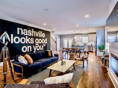 Photo for 4BR House Vacation Rental in Nashville, Tennessee
