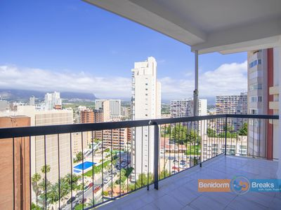 Photo for 2 Bed Apartment Ciudad Antenna