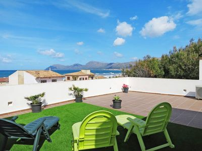 Photo for Apartment Misefo  in Son Serra de Marina, Majorca / Mallorca - 6 persons, 3 bedrooms