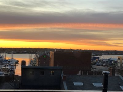 Photo for BRAND NEW luxury penthouse condo w/ water views right in the heart of Old Port!