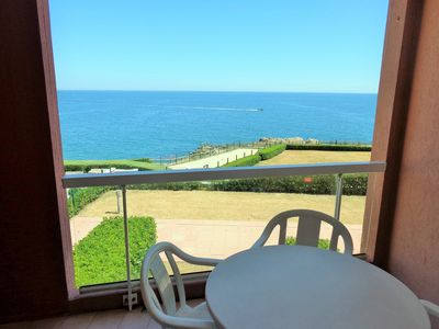 Photo for RENTAL SETE EDGE OF SEA RESIDENCE WITH SWIMMING POOL