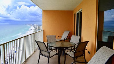 Photo for Beautiful 2bedroom condo on the Gulf of Mexico!